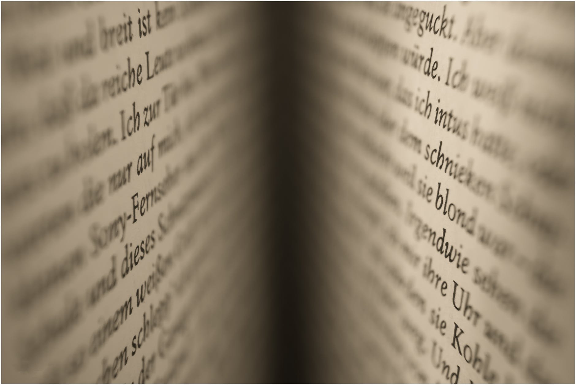 abstract blur book book pages